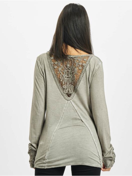 Urban Surface T-Shirt manches longues Marlene gris
