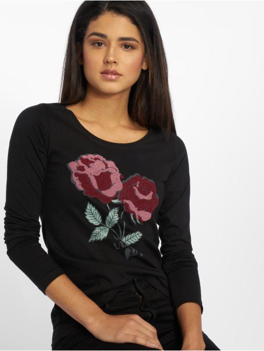 Urban Surface T-Shirt manches longues Black noir