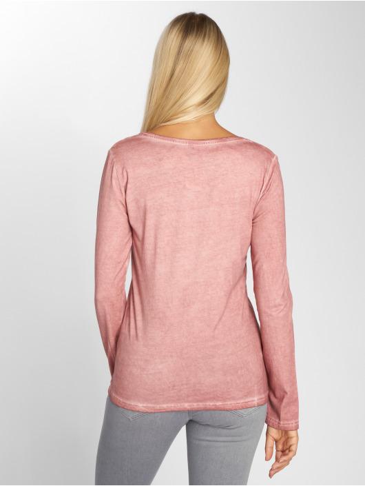Femme shirt Longues Rose Manches 527530 Urban Surface Burnt T ymn0wvN8O
