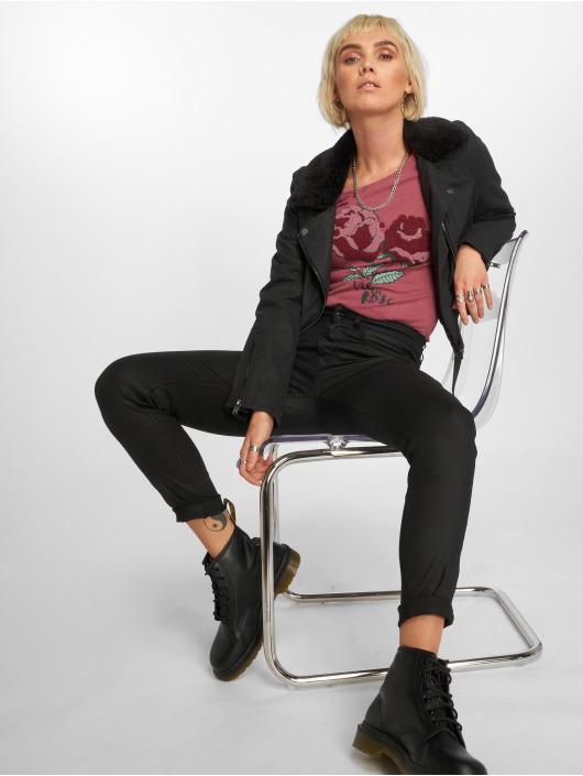 Urban Surface T-Shirt manches longues Rose rose