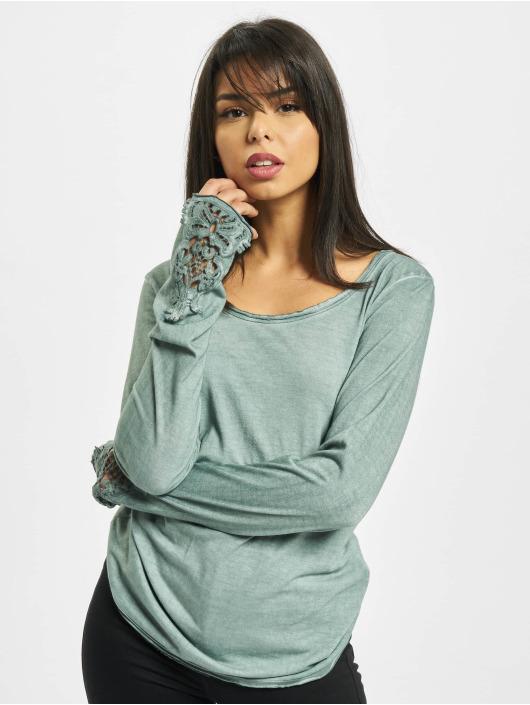 Urban Surface T-Shirt manches longues Marlene vert