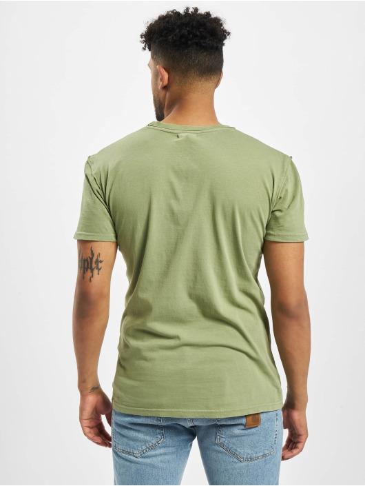 Urban Surface t-shirt Peet olijfgroen
