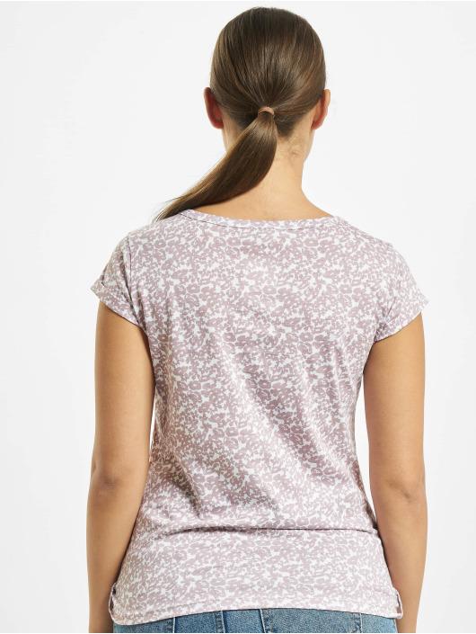 Urban Surface T-Shirt Keke pourpre