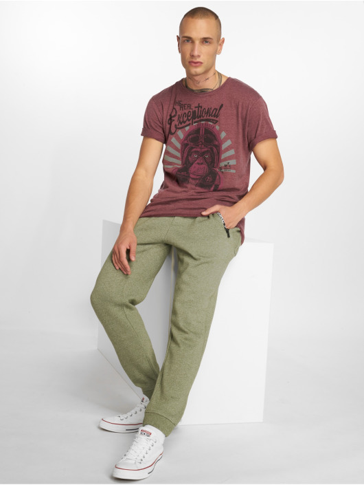 Urban Surface t-shirt Surface rood