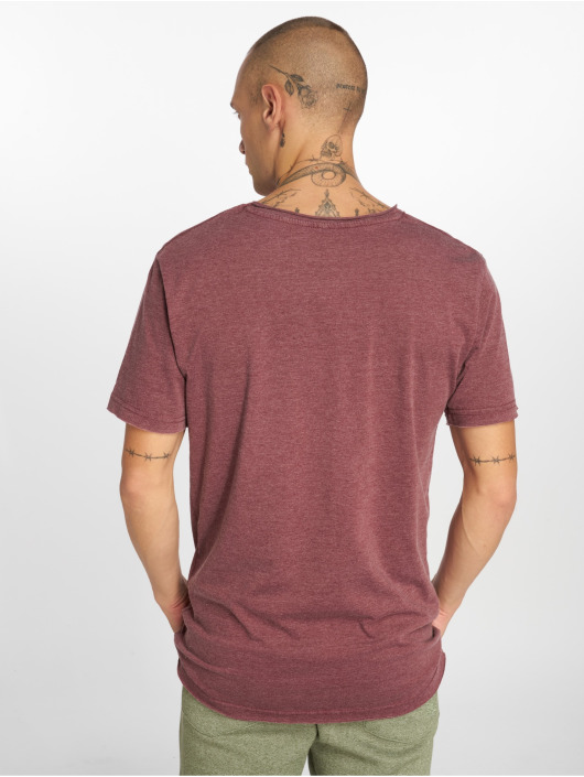 Urban Surface T-Shirt Surface rouge