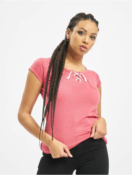Urban Surface T-Shirty Basic pink