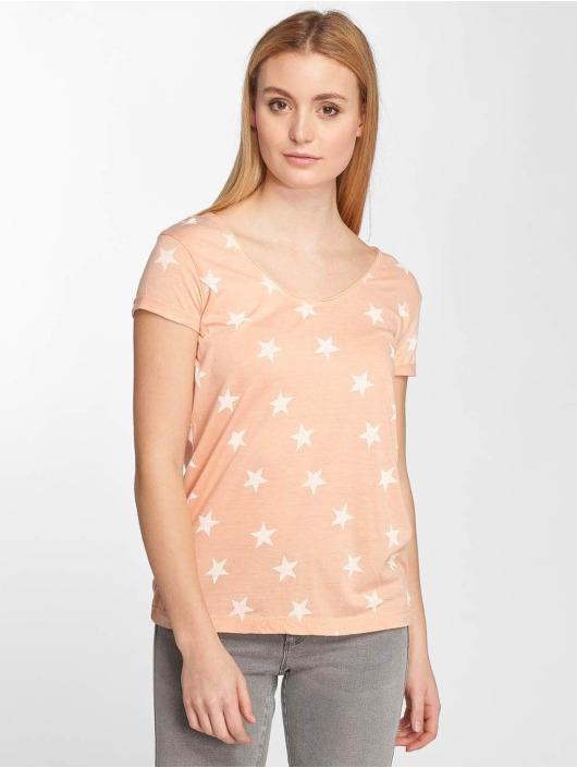 Urban Surface T-Shirty Natale pomaranczowy