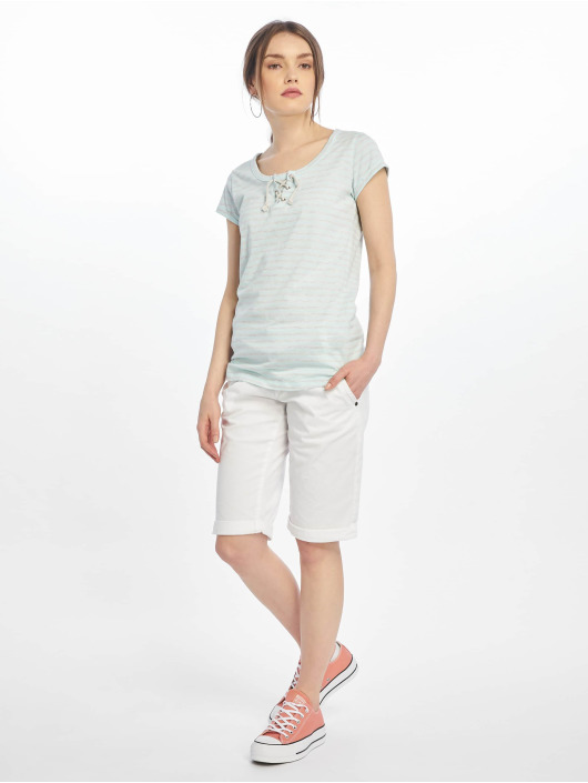Urban Surface T-Shirty Stripe turkusowy