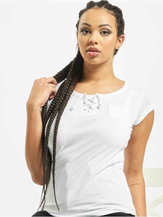 Urban Surface T-skjorter Basic hvit