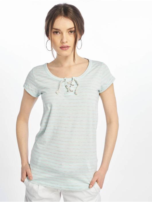 Urban Surface T-skjorter Stripe turkis
