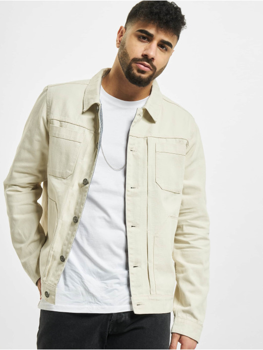 Urban Surface Übergangsjacke Denim beige