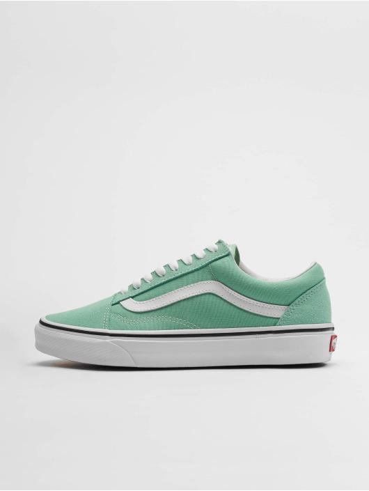 Vans Сникеры UA Old Skool зеленый