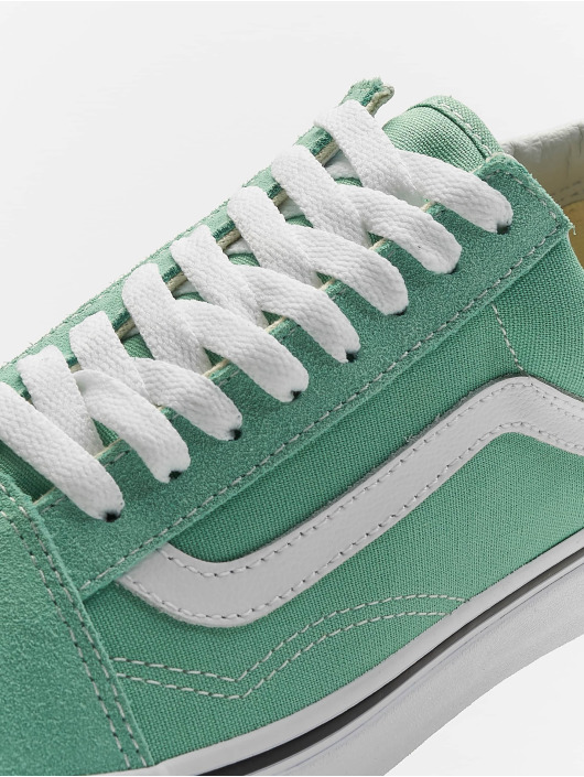 Vans Сникеры UA Old Skool зеленый