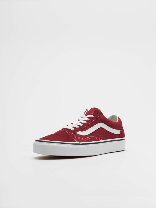 Vans Сникеры UA Old Skool красный