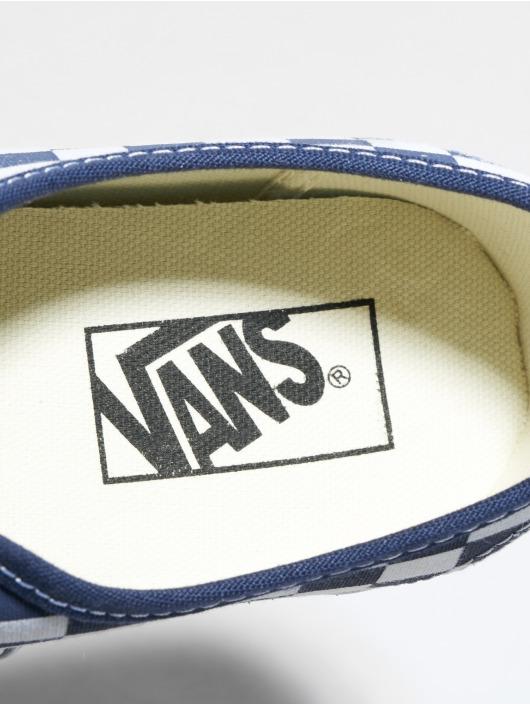 Vans Сникеры Authentic Platform 2.0 синий