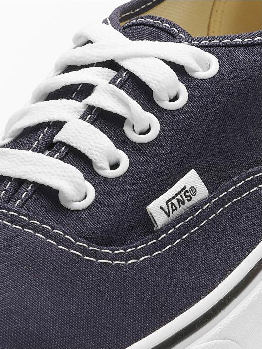 Vans Сникеры UA Authentic синий