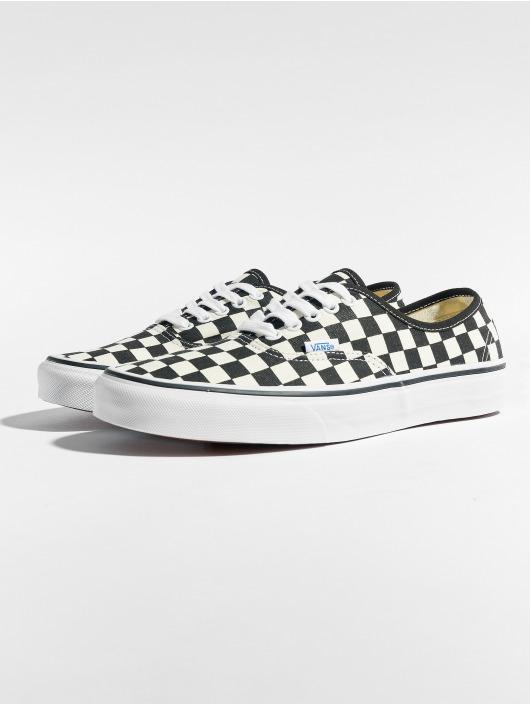 Vans Сникеры Checkerboard черный