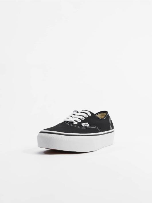 Vans Сникеры Authentic Platform 2.0 черный