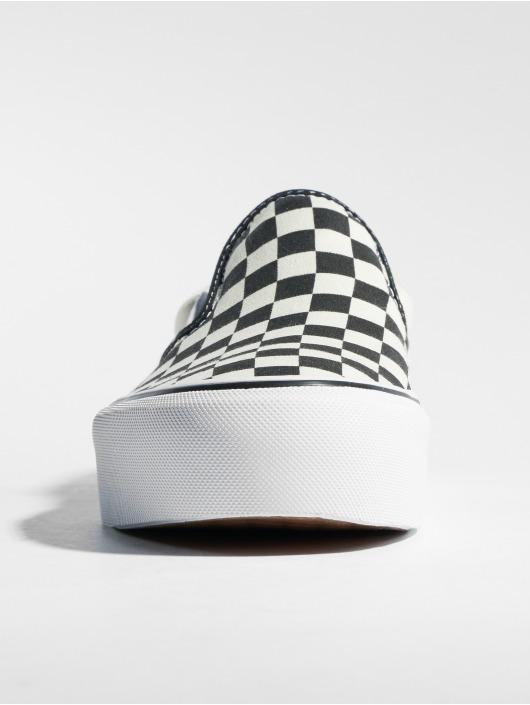 Vans Сникеры Classic Slip-On Platform черный