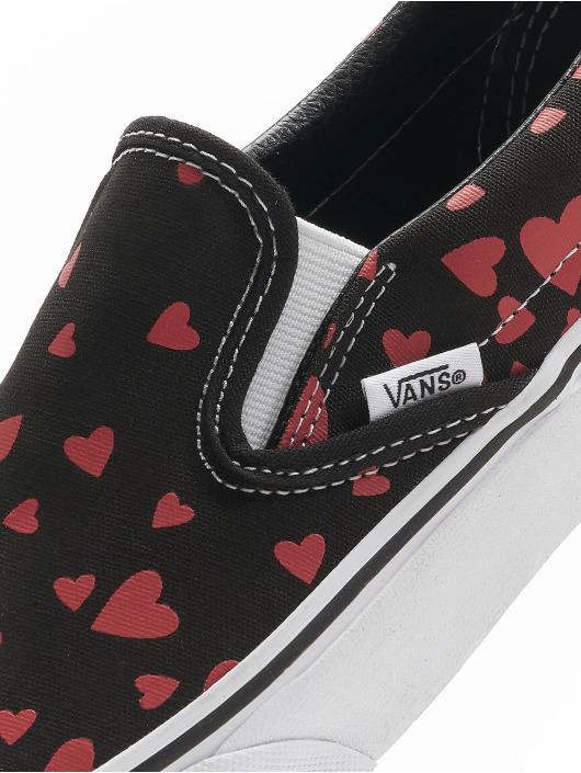 Vans Сникеры Ua Classic Slip-On черный