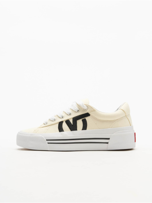Vans Baskets UA Sid NI Staple blanc