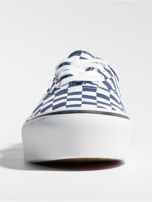 Vans Baskets Authentic Platform 2.0 bleu