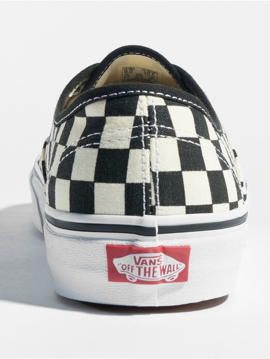 Vans Baskets Checkerboard noir