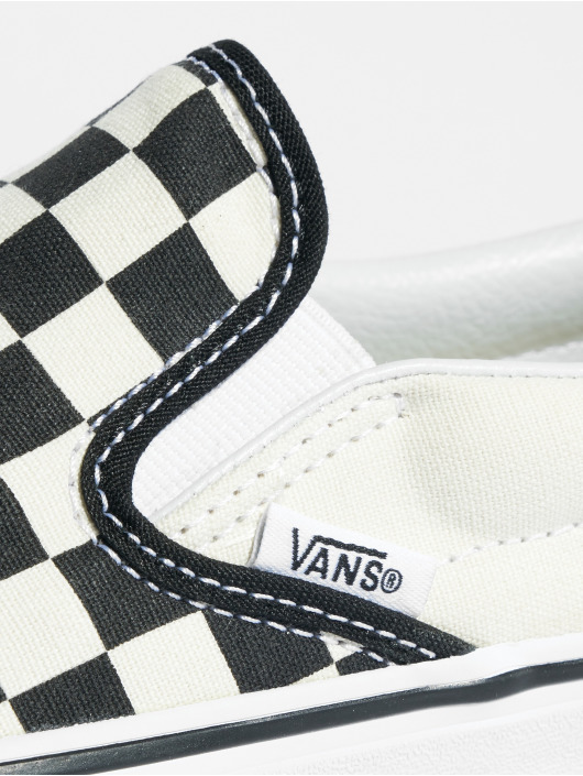 Vans Baskets Classic Slip-On Platform noir