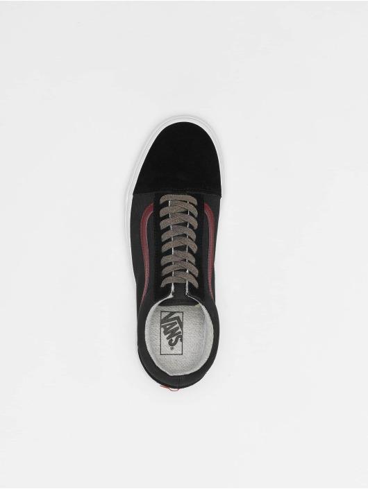 Vans Baskets Classics Jersey Lace noir