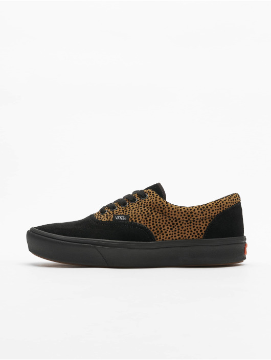 Vans Baskets Comfycush Era Tiny Cheetah noir