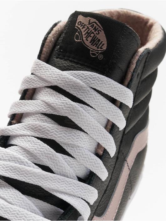 Vans Baskets Classics Leather pourpre