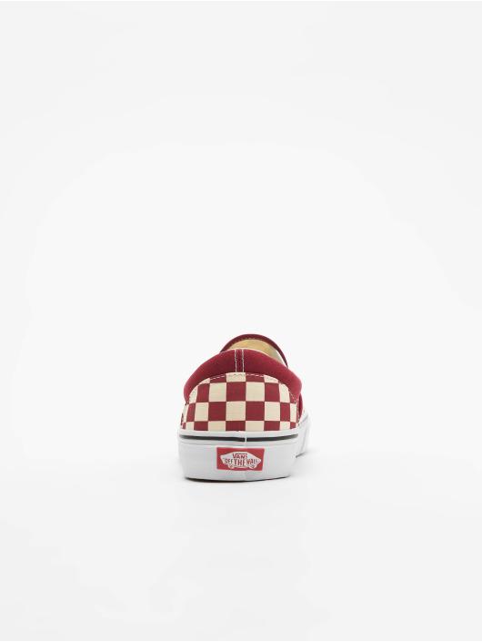 Vans Baskets UA Classic Slip-On rouge