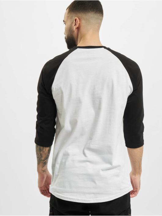 Vans Camiseta vMn Otw Raglan blanco
