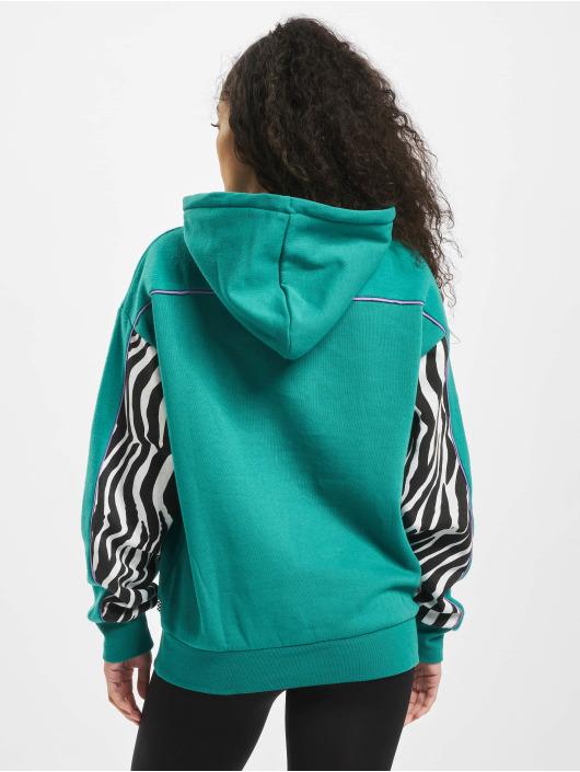Vans Hoodie Zebra Bopper green