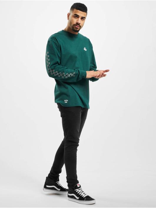 Vans Longsleeve Harry Potter Slyt green