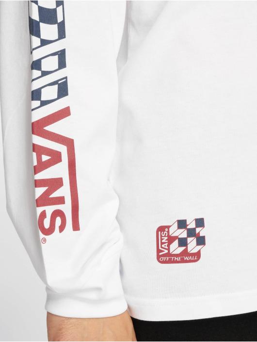 Vans Longsleeve Crossed Sticks weiß