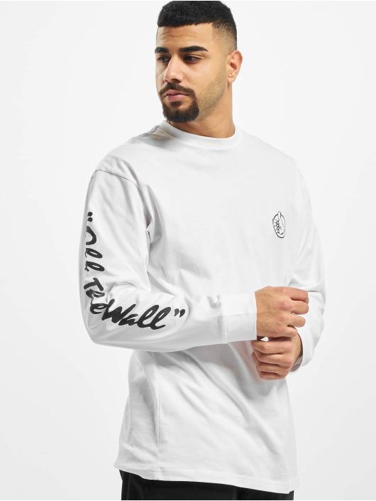 Vans Pitkähihaiset paidat Bmx Off The Wall valkoinen