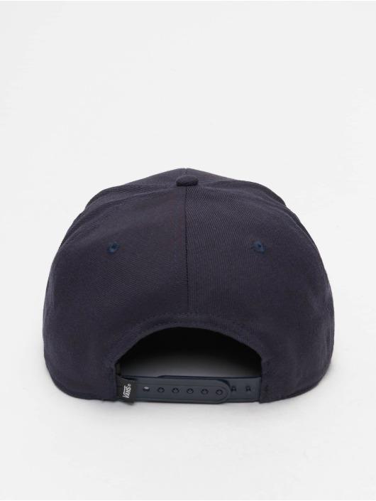 Vans Snapback Cap Block blau