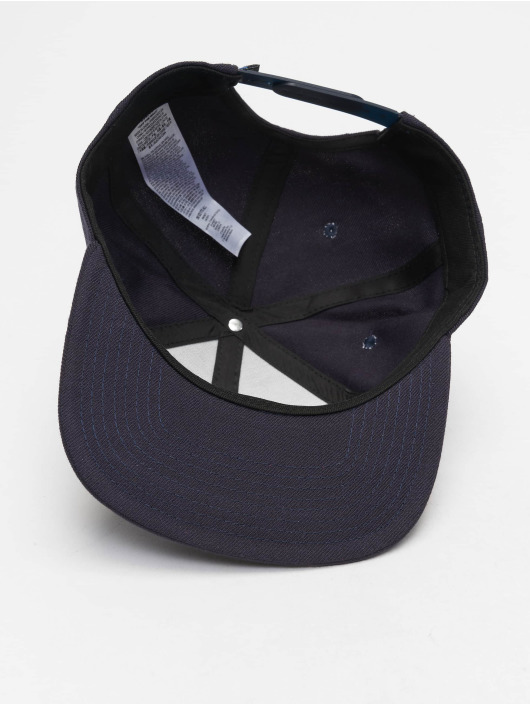 Vans Snapback Cap Block blue