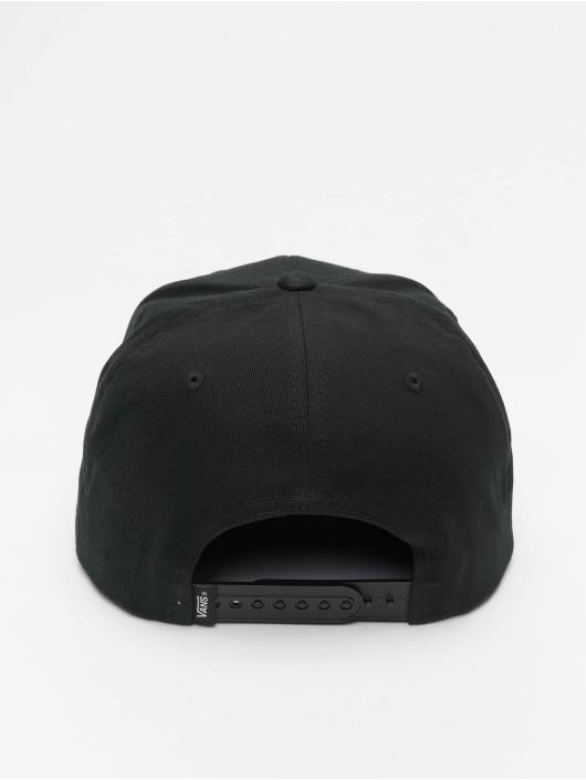 Vans Snapback Cap Trask schwarz
