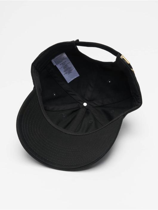 Vans Snapback Cap Almost Paradise Curved Bill Jockey schwarz