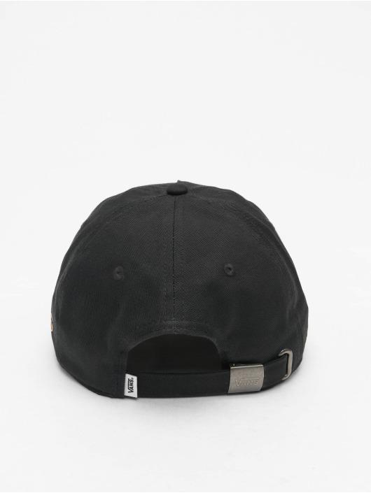 Vans Snapback Caps Bca Courtside musta