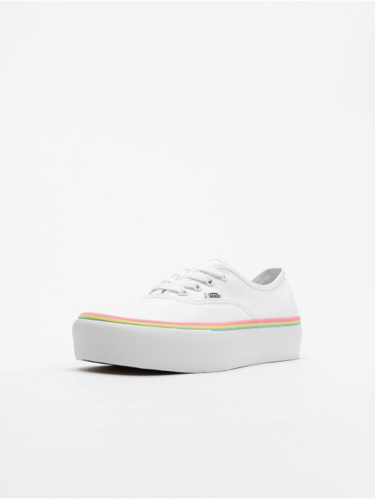 Vans Sneaker UA Authentic Platform 2.0 bianco