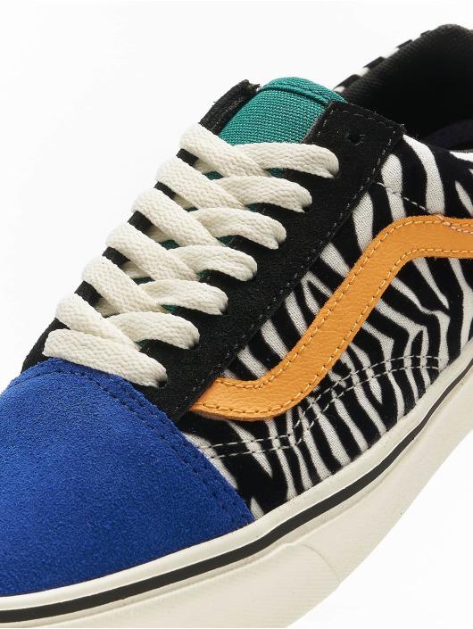 Vans Sneaker UA Comfycush Old Skool Zebra bunt