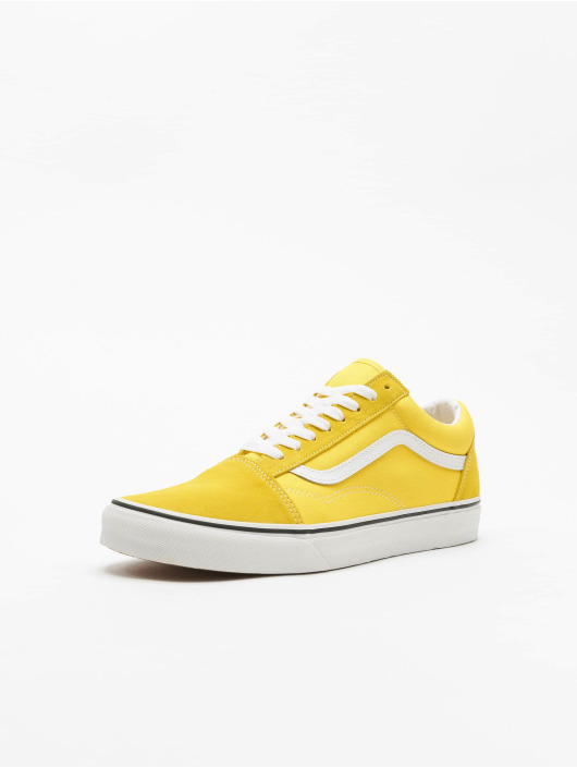 Vans UA Old Skool Vibrant YellowTrue White