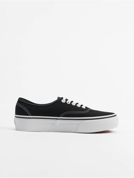 Vans Sneaker Authentic Platform 2.0 nero