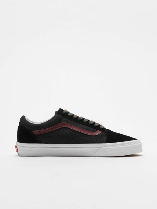 Vans Sneaker Classics Jersey Lace nero
