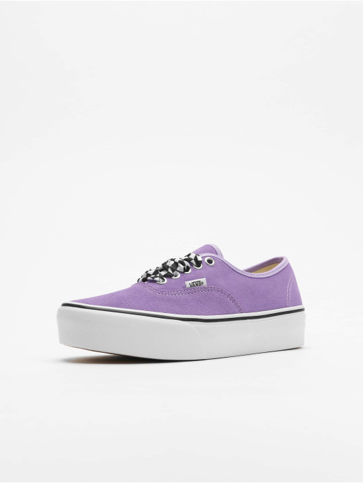 vans schoenen paars