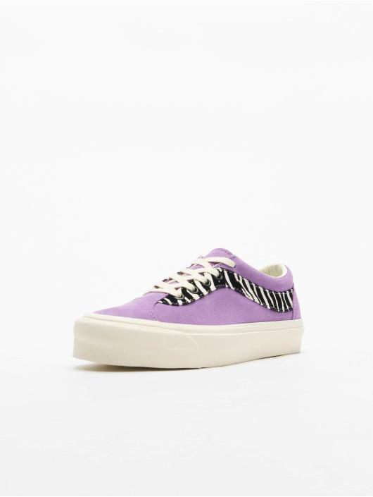 Vans schoen sneaker UA Bold NI Zebra in paars 700863