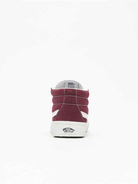 Vans sneaker UA Sk8-Mid Reissue rood